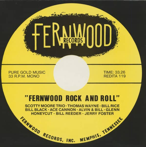 Fernwood Rock And Roll (LP)