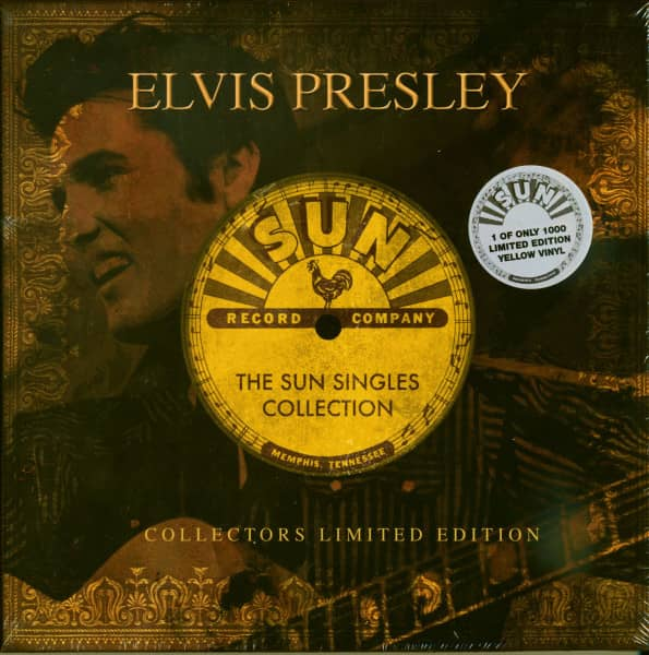 The Sun Singles Collection (Limited Edition - Yellow Vinyl, 7inch, 45rpm)