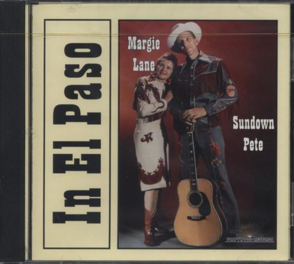 Lane, Margie & Sundown Pete In El Paso