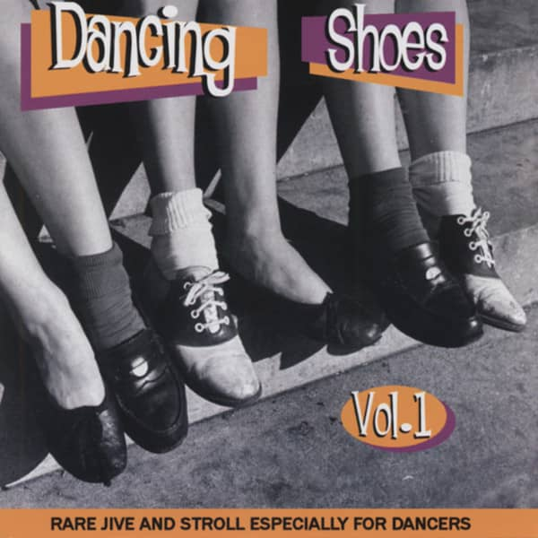 Va Dancing Shoes - Rare Jive & Stroll