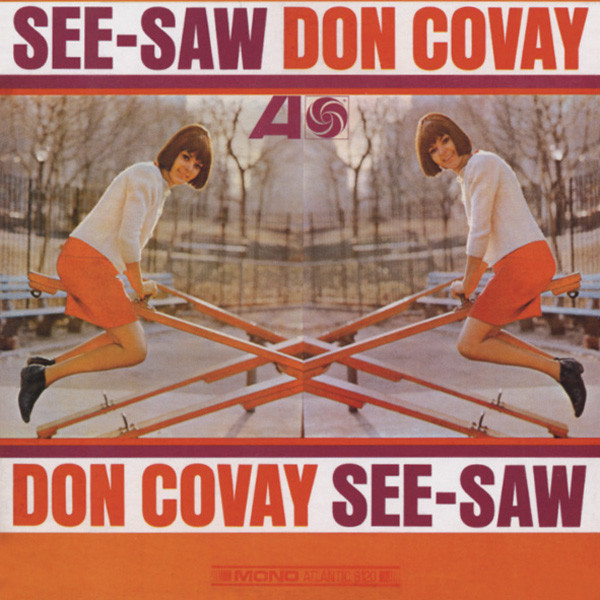 Covay, Don See-Saw (1966) Japan