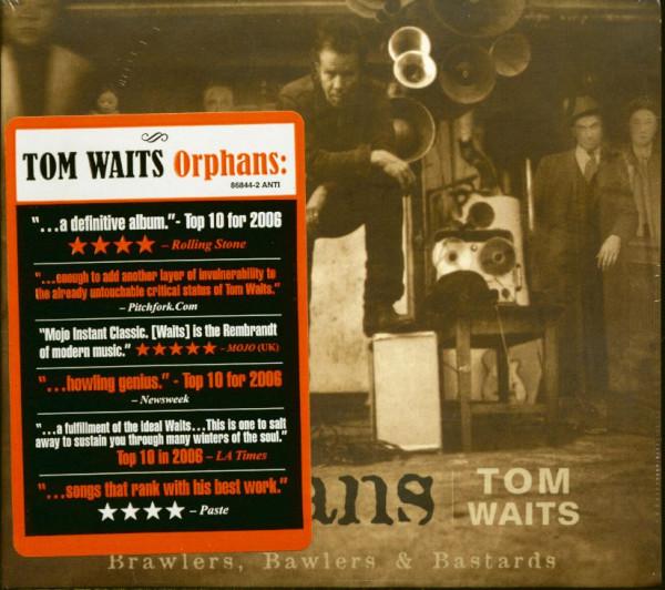 Orphans (3-CD Digipac)