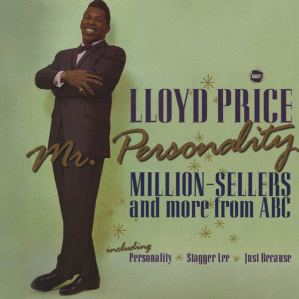 Price, Lloyd Mr.Personality - Million Sellers From ABC