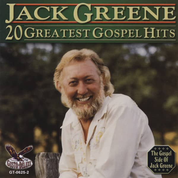 Greene, Jack 20 Greatest Gospel Hits