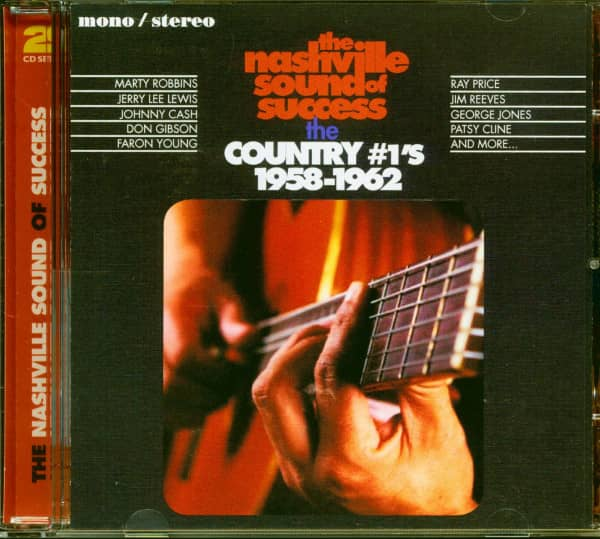 The Nashville Sound Of Success - Country No.1's 1958-1962 (2-CD)