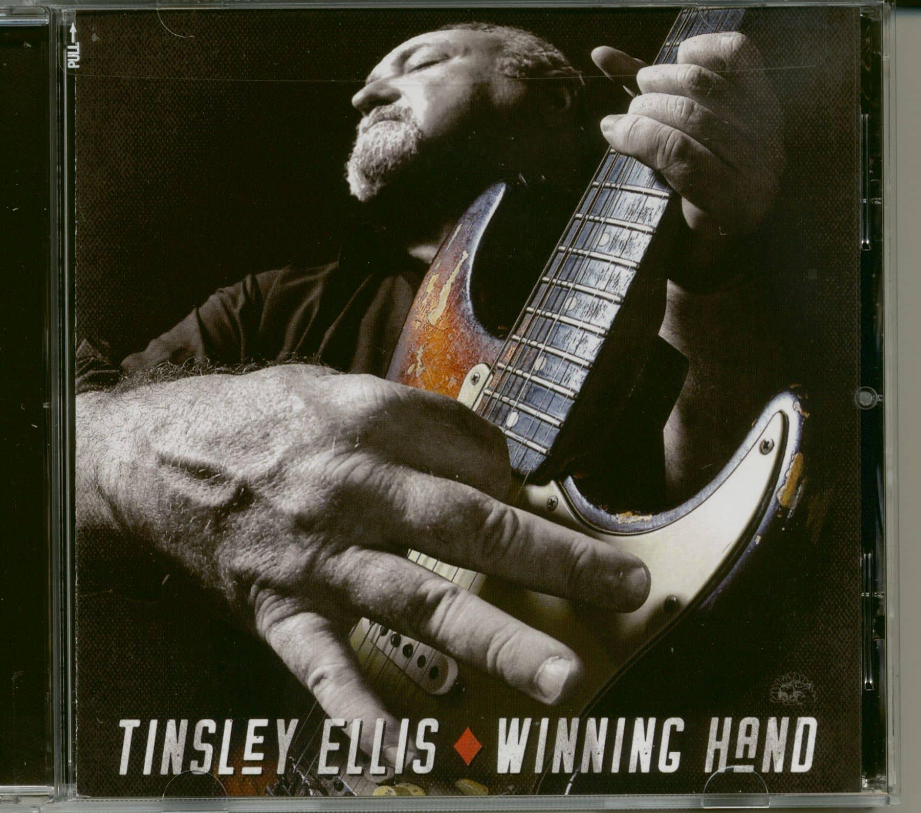Ellis Tinsley Cd Winning Hand Cd Bear Family Records