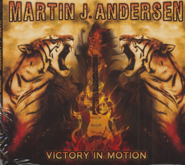 Victory In Motion (CD)