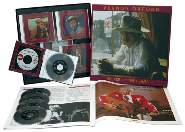 Keeper Of The Flame (5-CD Deluxe Box Set)