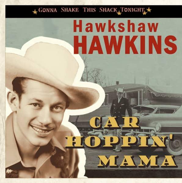 Car Hoppin' Mama - Gonna Shake This Shack Tonight (CD)