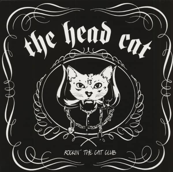 Rockin' The Cat Club (LP)