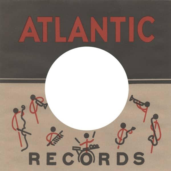 (50) Atlantic, USA - 45rpm record sleeve - 7inch Single Cover