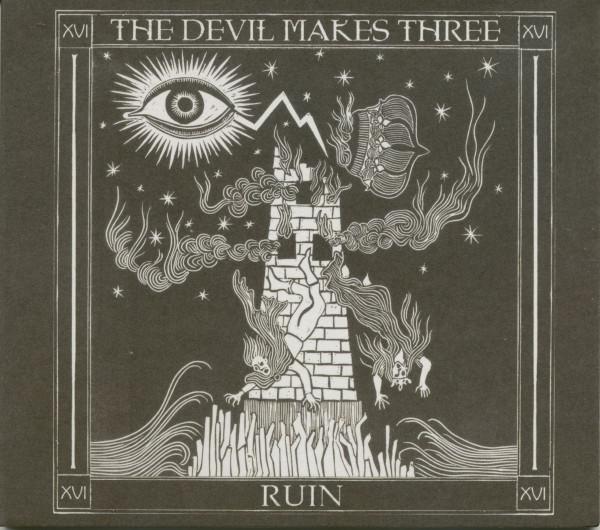 Redemption & Ruin (CD)