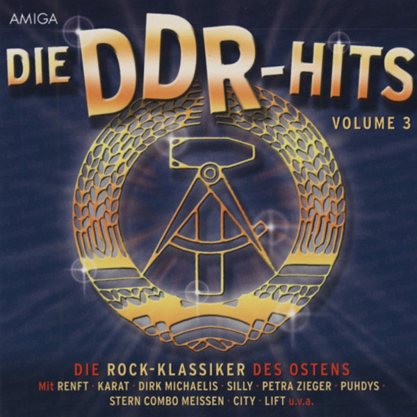 Va Vol.3, Die DDR Hits - Rock Klassiker