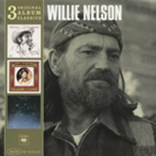 Nelson, Willie Original Album Classics (3-CD Slipcase)