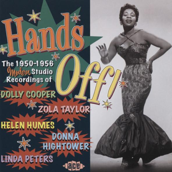Va Hands Off! Modern's Female R&B Maidens