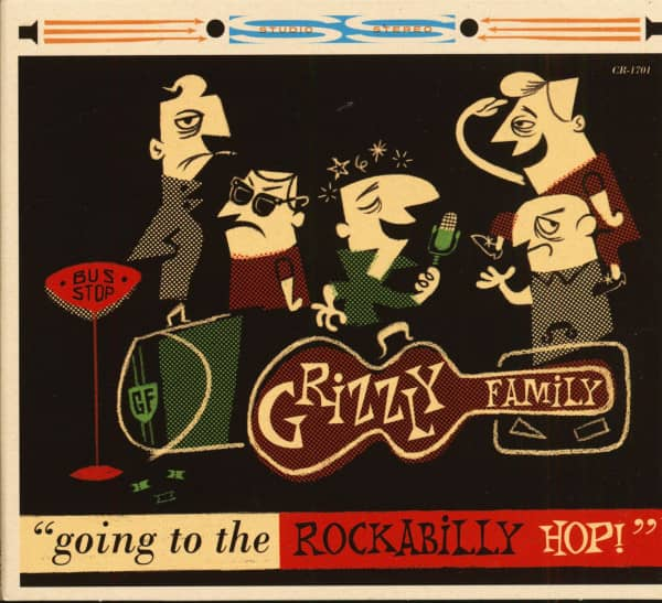 Going To The Rockabilly Hop (CD)