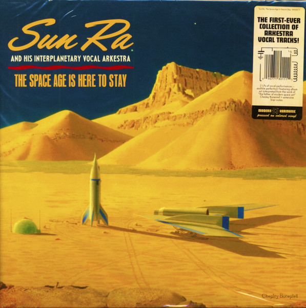 The Space Age Is Here To Stay (2-LP)