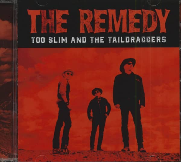 The Remedy (CD)