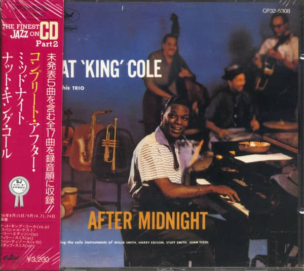 After Midnight (CD, Japan)