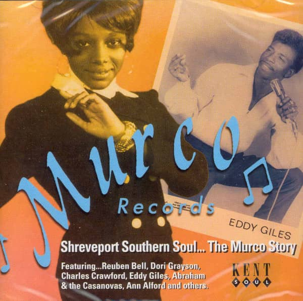 Va Shreveport Southern Soul - The Murco Story