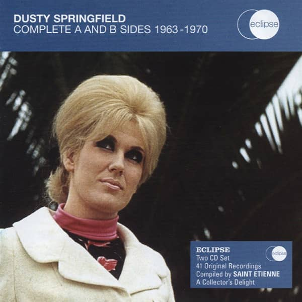 Springfield, Dusty Complete A And B Sides 1963-70 (2-CD)