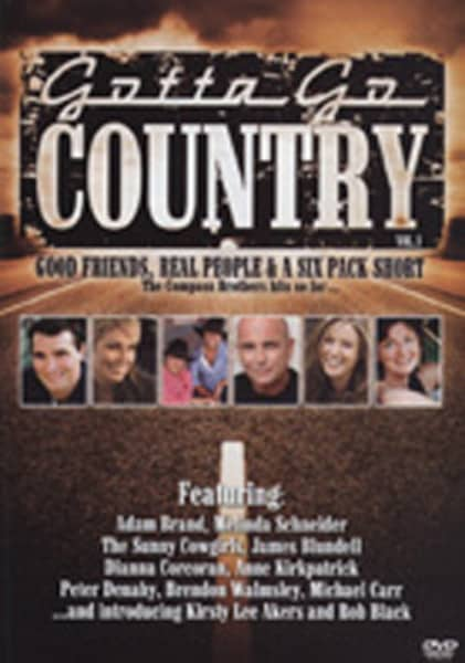 Gotta Go Country, Vol.1 (0)
