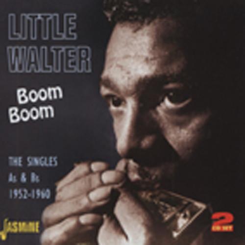 Little Walter Boom Boom (2-CD)
