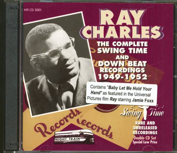 The Complete Swing Time And Down Beat Recordings 1949-1952 (2-CD)