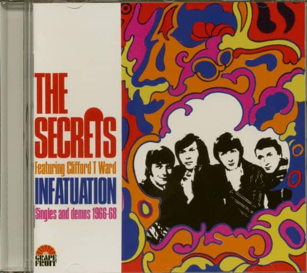 Infatuation (CD)