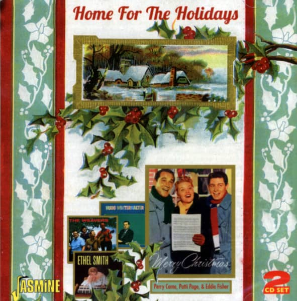 Home For The Holidays - Merry Christmas (2-CD)