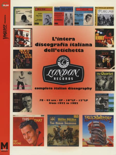 London Records - Complete Italian Discography 1952-1982