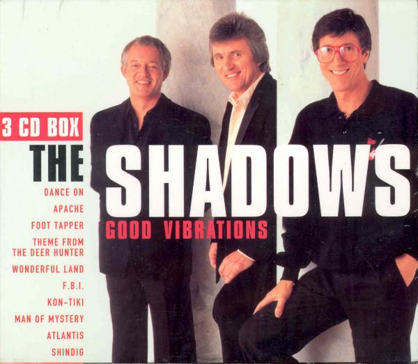 Shadows Good Vibrations 3-CD