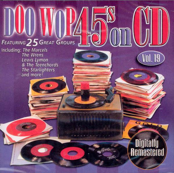 Va Vol.19, Doo Wop 45s On CD