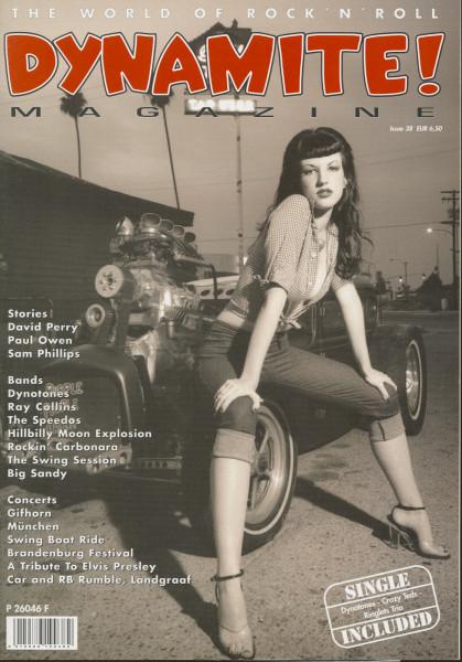Nr.38 - Magazin & limited Single