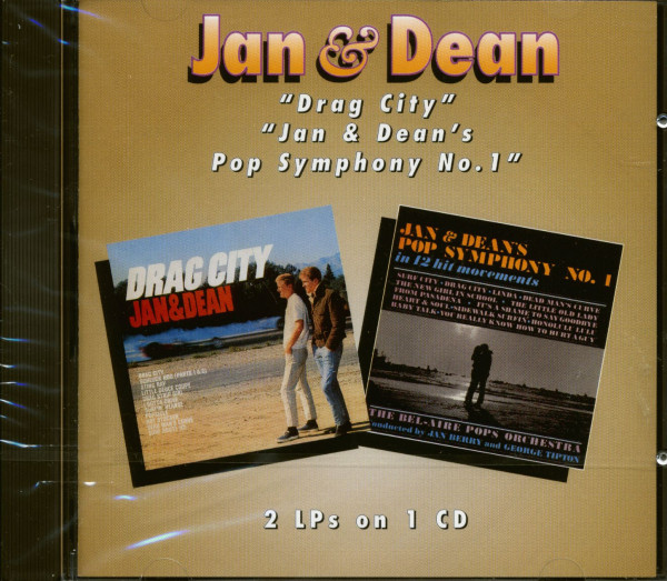 Drag City - Pop Symphony No.1 (CD)