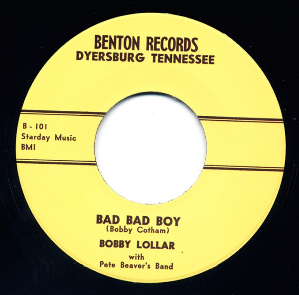 Bad Bad Boy - If It Wasn't For You (7inch, 45rpm)