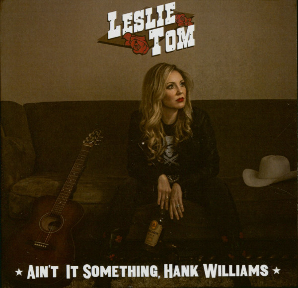 Ain't It Something, Hank Williams (CD)