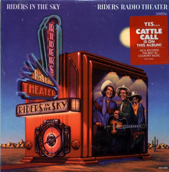 Riders Radio Theater (LP)