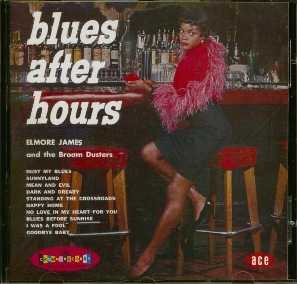 James, Elmore Blues After Hours (CD)