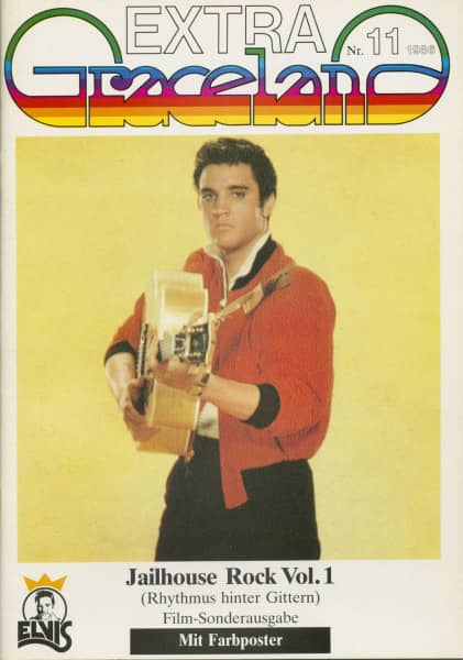 Graceland Extra Magazin Nr.11 - 1986