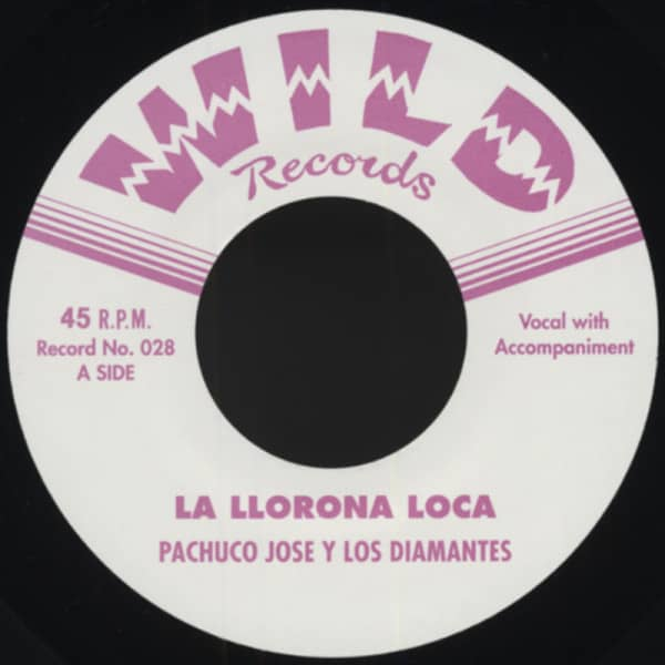 La Llorona Loca - Good Rockin' Tonight 7inch, 45rpm, CS
