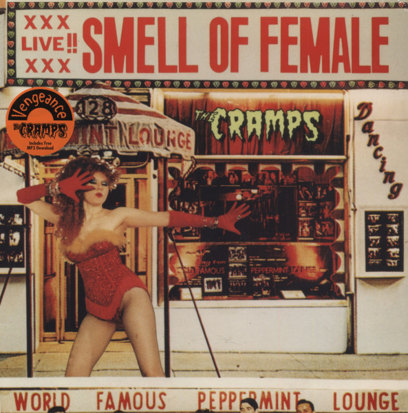 Smell Of Female (includes MP3 Download)