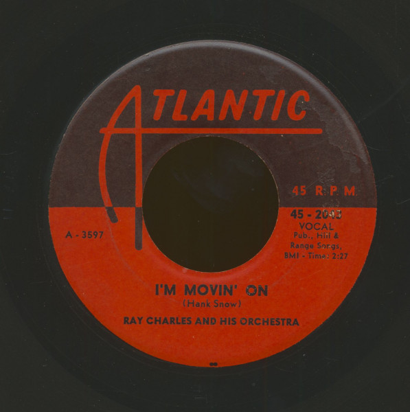 I'm Movin' On - I Believe To My Soul (7inch, 45rpm)