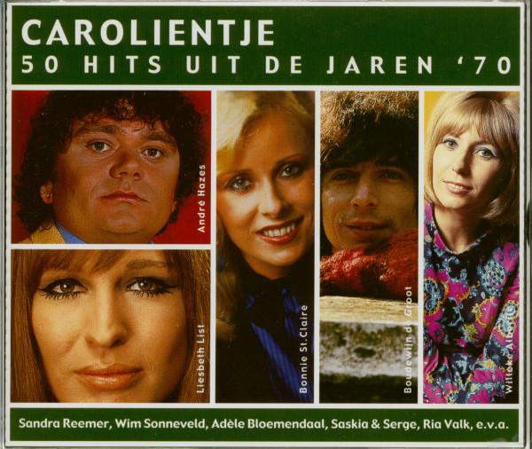 Carolientje - 50 Hits Uit De Jaren '70 (2-CD)