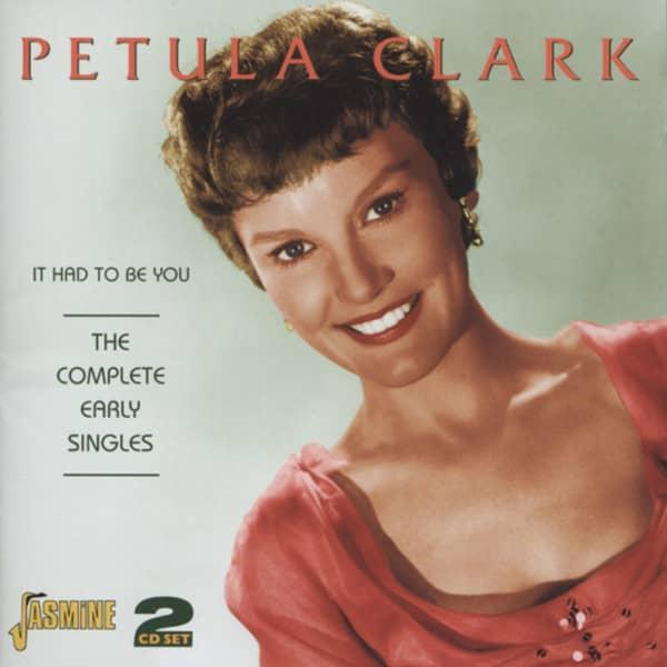 Clark, Petula It Had To Be You 2-CD