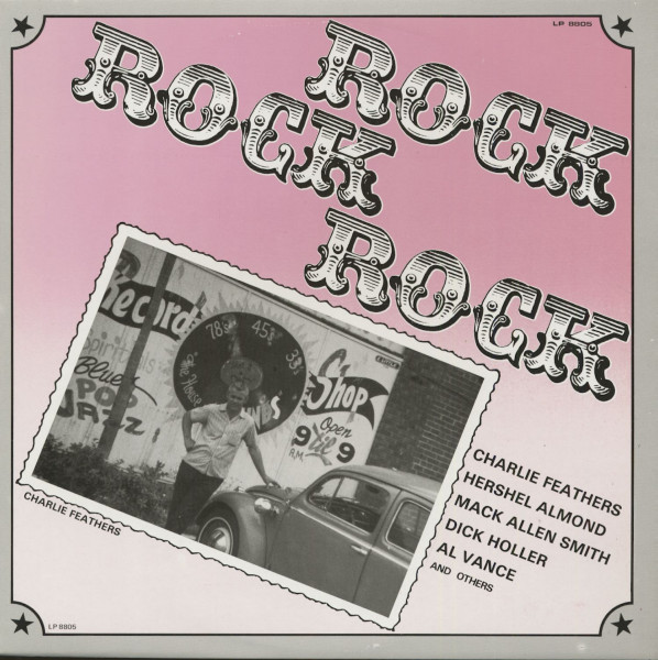 Rock Rock Rock (LP)