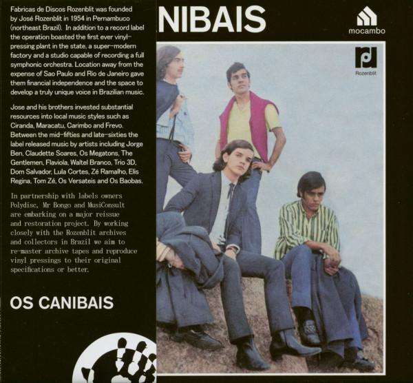 Os Canibais (CD)