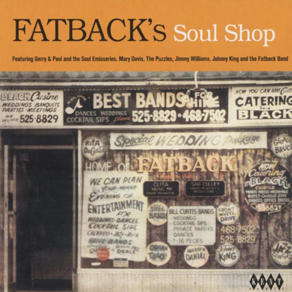 Va Fatback's Soul Shop