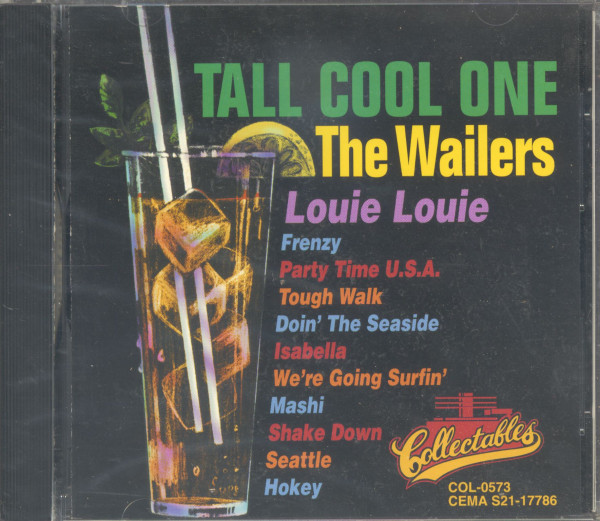 Tall Cool One (CD)