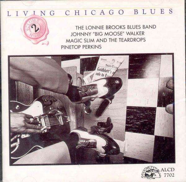 Va Living Chicago Blues Vol.2
